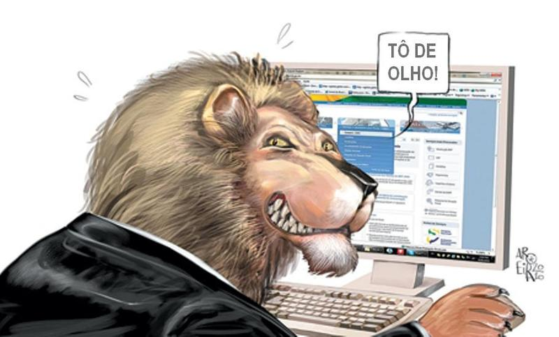 Resultado de imagem para Receita Federal cruza dados de declarações com redes sociais